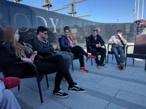 Experience-Success-Educational-Visit-March-2017-Dunbrody-Famine-Ship