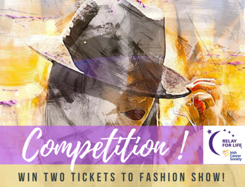 Win two tickets to Fashion Show