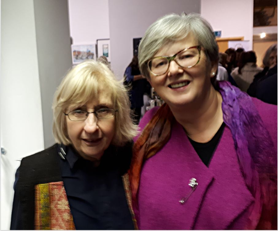 Jo Murphy-Lawless and Margaret Cullen