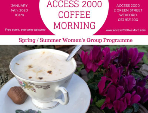 Coffee Morning – Spring / Summer Women's Group Programme