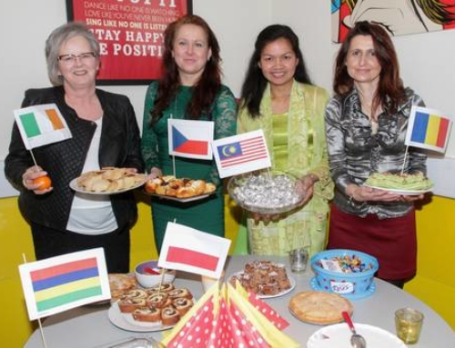 International Women's Day – Cakes and Cultures