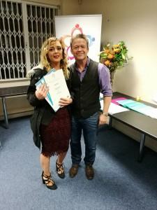 Experience Success 2015 2016 Award Ceremony Tash