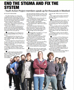 WWETB Experience Success 2013/2014 Changing Ireland Magazine