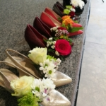 Show flower arrangement